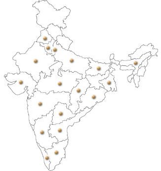 Buy Gold & Silver at Authorised Retail Outlets in India