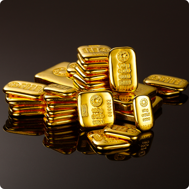 Gold Cast Bars Amp Ingots Buy Gold Bullion At Best Price